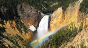 One Of The Most Spectacular Waterfalls In America Is Right Here In Wyoming