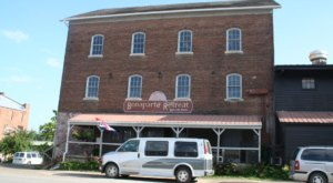 This Restaurant In Iowa Used To Be A Grist Mill And You'll Want To Visit