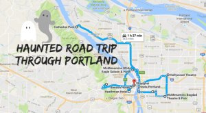 This Haunted Road Trip Will Lead You To The Scariest Places In Portland