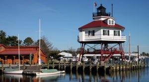 The Quiet Fishing Town Near Washington DC That Seems Frozen In Time