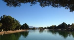 The Natural Urban Oasis Hiding In Nevada That's Impossible Not To Love