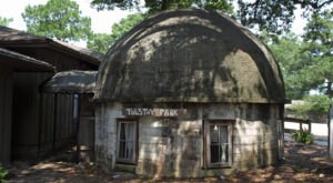 You Won't Believe The History Behind This Unusual Home In Alabama