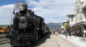 This Haunted Train Ride In Nevada Will Terrify You In The Best Way Possible
