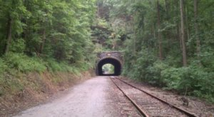 You've Never Experienced Anything Like This Epic Railroad Hike In Pennsylvania