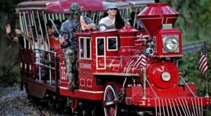 The Haunted Train Ride Near Washington DC That Will Terrify You In The Best Way Possible