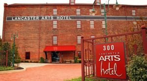 You'll Never Want To Check Out Of The Most Unique Hotel In Pennsylvania