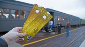 The Magical Polar Express Train Ride In Nevada Everyone Should Experience At Least Once