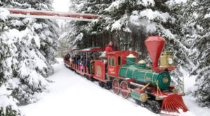 Everyone In New Hampshire Must Visit This Christmas-Inspired Theme Park