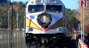 Enjoy A Magical Polar Express Train Ride Aboard Grand Canyon Railway In Arizona