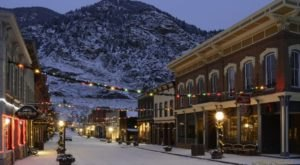 Georgetown Turns Into A Winter Wonderland Each Year In Colorado
