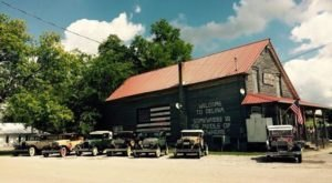 One Of The Oldest General Stores In Tennessee Has A Fascinating History