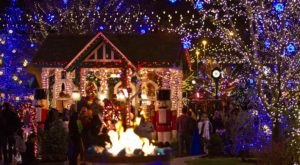 Here Are The 11 Most Enchanting, Magical Christmas Towns In Utah