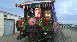 The Magical Polar Express Train Ride In Southern California Everyone Should Experience At Least Once