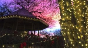 The One Town In Missouri That Turns Into A Winter Wonderland Each Year