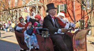Shepherdstown Turns Into A Winter Wonderland Each Year In West Virginia