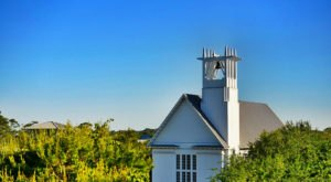 The Chapel In Florida That's Located In The Most Unforgettable Setting