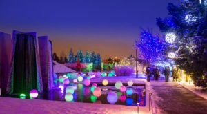 12 Christmas Light Displays In Colorado That Are Pure Magic