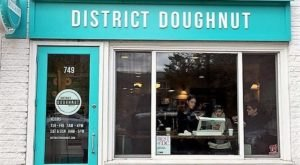 These 9 Donut Shops Near Washington DC Will Have Your Mouth Watering Uncontrollably