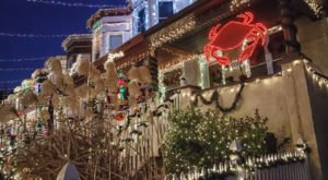 8 Spots In Maryland With The Quirkiest Christmas Decor You Have To See With Your Own Eyes