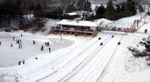Experience Exhilarating Thrills At Echo Valley, An Amazing Winter Sports Park In Michigan