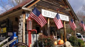 The Oldest General Store In Georgia Has A Fascinating History