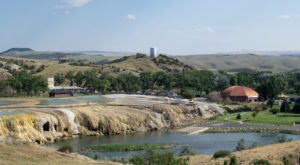 The Town Of Thermopolis, Wyoming Is One Of The Most Unique In The Entire World