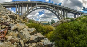 The Magnificent Bridge In Northern California That Needs To Be Seen At Least Once