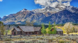 This Chapel In Wyoming Is Located In The Most Unforgettable Setting