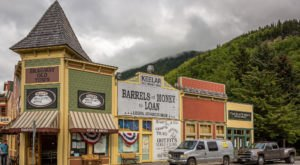 The Little Town In Alaska That Might Just Be The Most Unique In The World