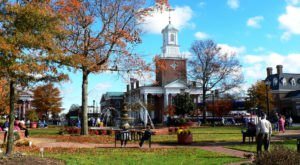 The Little Town In Delaware That Might Just Be The Most Unique Town In The World