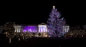 6 Tree-Lighting Ceremonies In West Virginia That Will Leave You In Awe