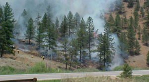 Wildfire Warnings Are Spreading Throughout Colorado And It's Truly Concerning