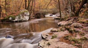 The Inspiring Creek In Arkansas That Will Put A Spell On You