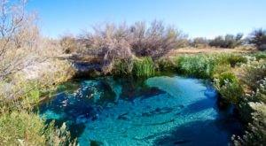 One Of The World's Longest Underground Rivers Flows Through Nevada