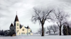 11 Times Snow Transformed North Dakota Into The Most Breathtaking Scenery