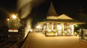Enjoy A Magical Polar Express Train Ride Aboard The North Pole Express In Pennsylvania