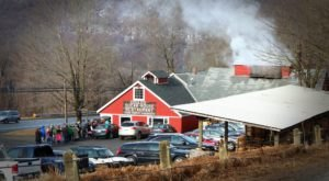 You'll Never Forget A Trip To This Old Fashioned Sugar House In Massachusetts
