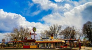 The Small Town Restaurant That's A Must-See Along On Arizona's Route 66
