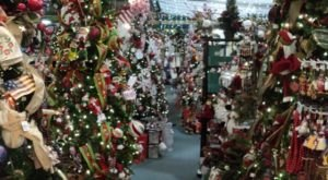 The Christmas Store In Pennsylvania That's Simply Magical