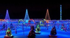 Visit 14 Christmas Light Displays In Ohio For A Magical Experience