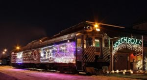 Enjoy A Magical Polar Express Train Ride Aboard North Shore Scenic Railroad In Minnesota