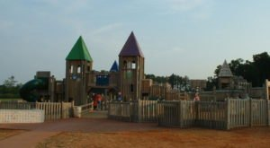 The Whimsical Playground In Georgia That's Straight Out Of A Storybook