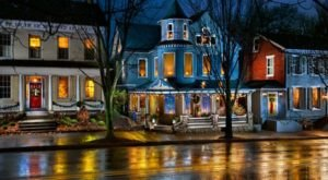The Little City Of Lititz In Pennsylvania Just Might Be The Most Unique Place In The World