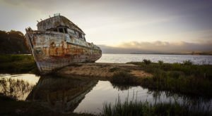 These 6 Unbelievable Ruins In Northern California Will Transport You To The Past