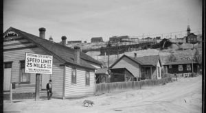 9 Rare Photos Taken In Montana During The Great Depression