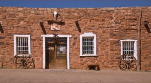 The Oldest Trading Post In Arizona Has A Fascinating History