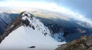 Mount Borah In Idaho Takes You Above The World