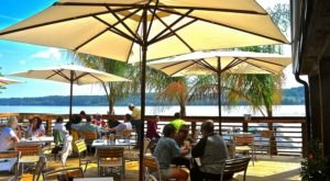 10 Incredible Waterfront Restaurants Everyone In Maryland Must Visit