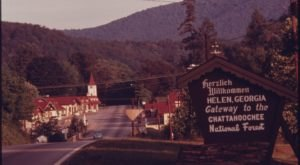 A Little Town In Georgia, Helen Might Just Be The Most Unique Town In The World