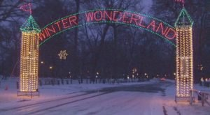 Ashland Turns Into A Winter Wonderland Each Year In Kentucky